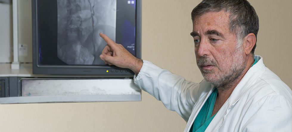 Dottor Pieri analisi radiografie