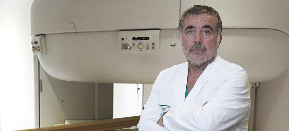 Dottor Pieri sala risonanza magnetica