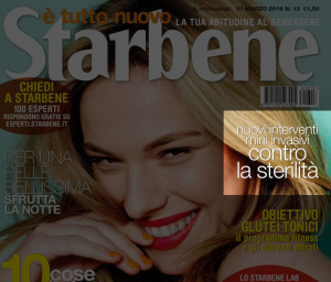 Starbene magazine copertina interventi mini invasivi